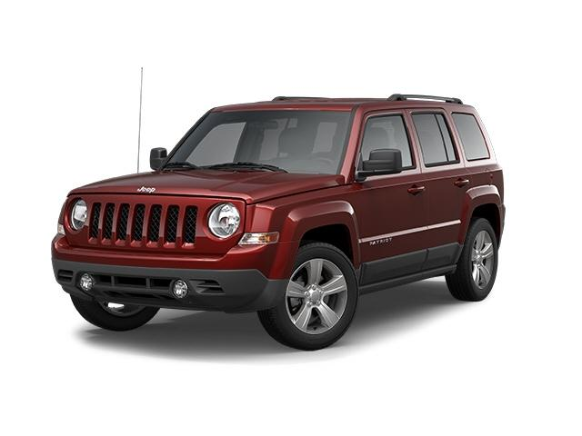 2016 Jeep Patriot Vehicle Photo in Green Bay, WI 54304