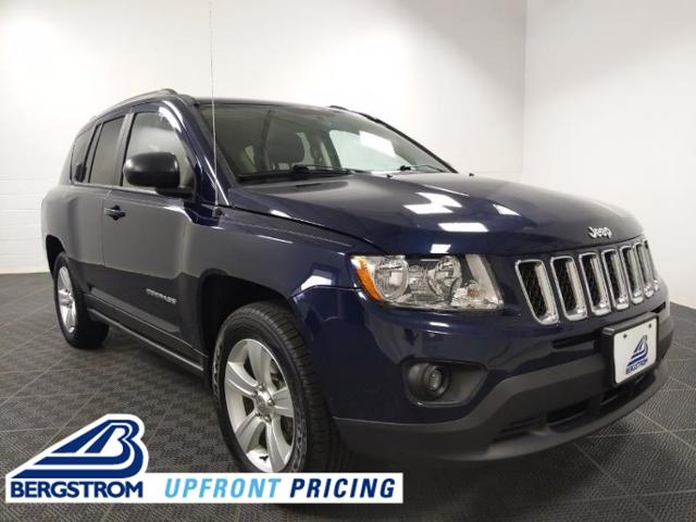 2013 Jeep Compass Vehicle Photo in Appleton, WI 54914