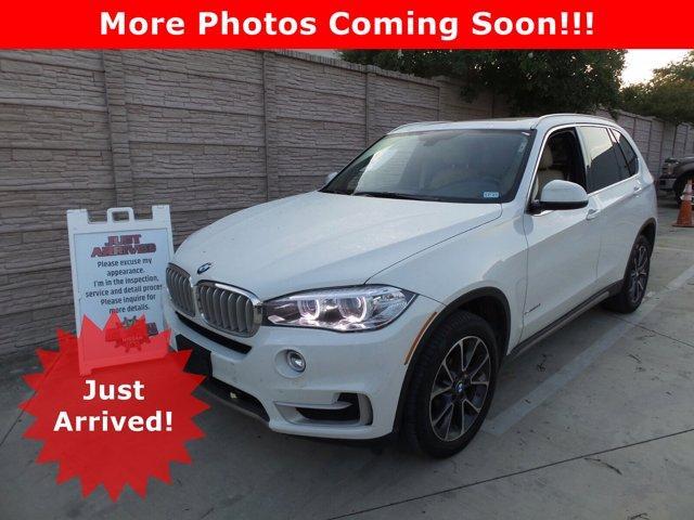 2018 BMW X5 sDrive35i Vehicle Photo in San Antonio, TX 78209