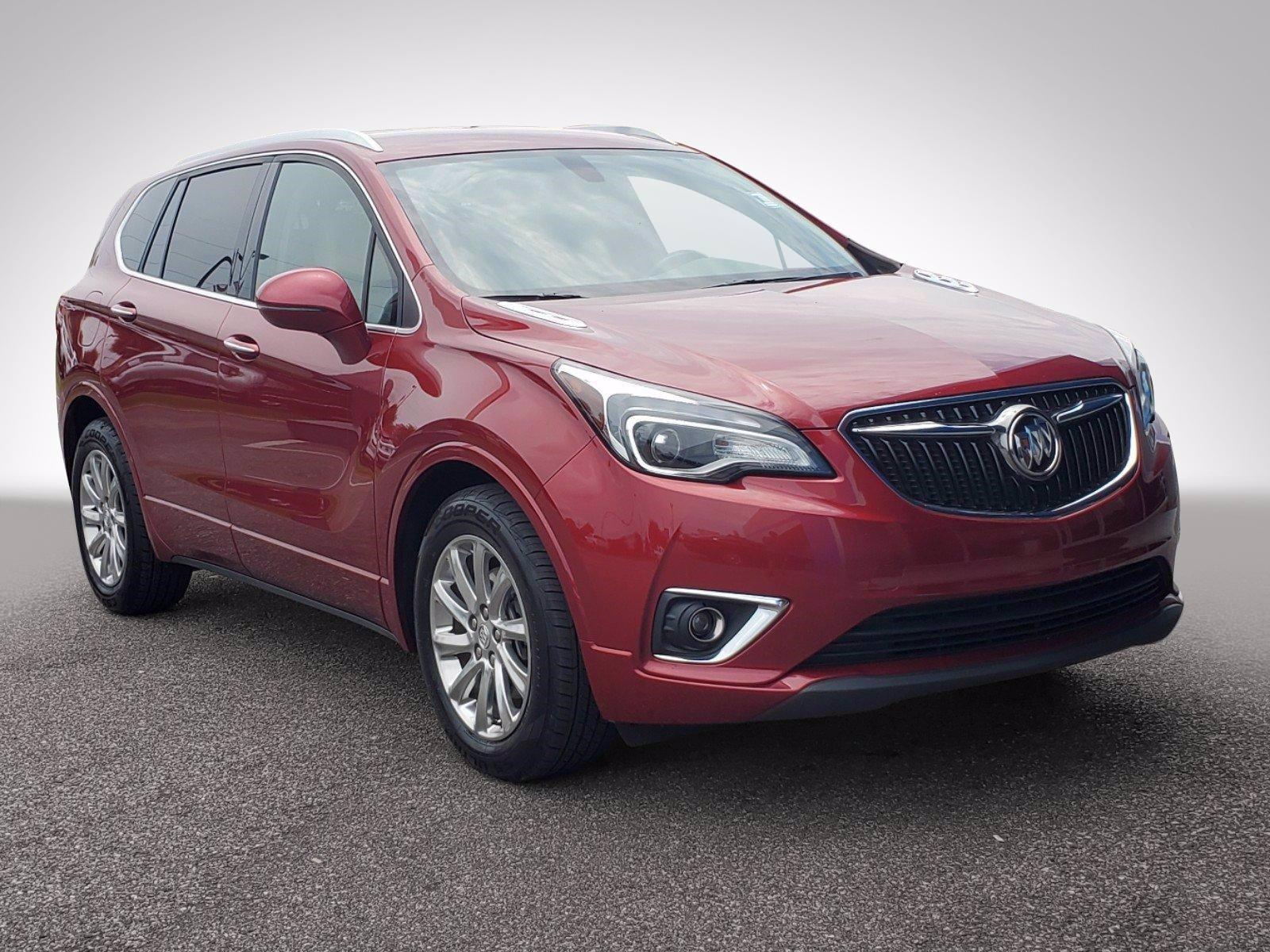 2019 Buick Envision Vehicle Photo in HOOVER, AL 35216