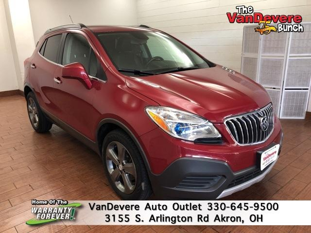2013 Buick Encore Vehicle Photo in Akron, OH 44312