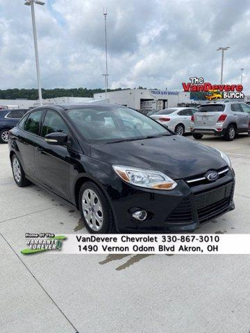 2012 Ford Focus Vehicle Photo in AKRON, OH 44320-4088