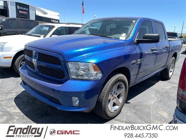 2017 Ram 1500 Vehicle Photo in Prescott, AZ 86305