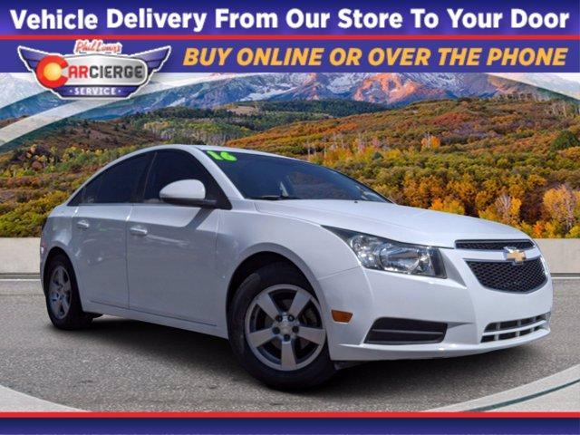 2016 Chevrolet Cruze Limited Vehicle Photo in Colorado Springs, CO 80905