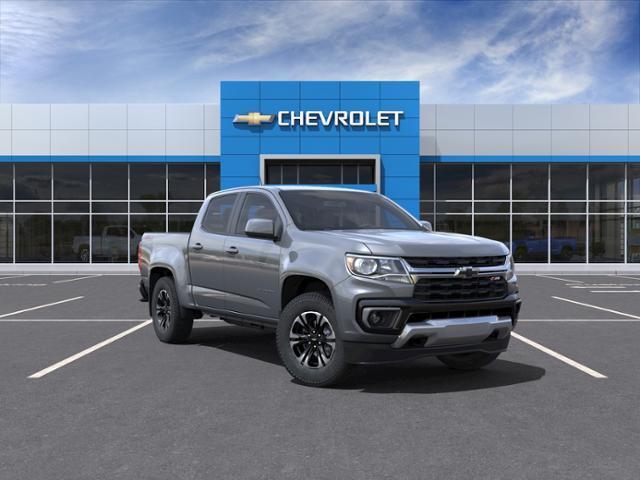 2021 Chevrolet Colorado Vehicle Photo in Ellwood City, PA 16117