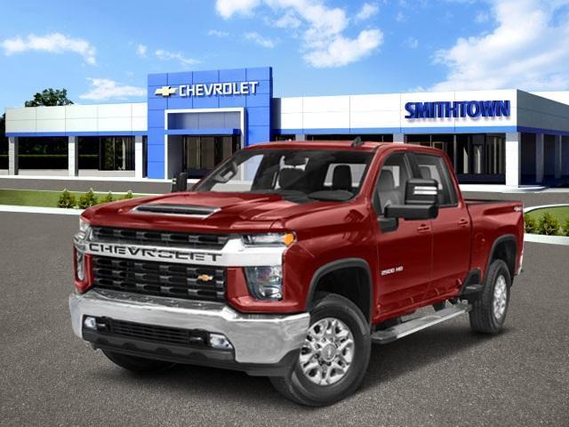 2021 Chevrolet Silverado 2500HD Vehicle Photo in Saint James, NY 11780