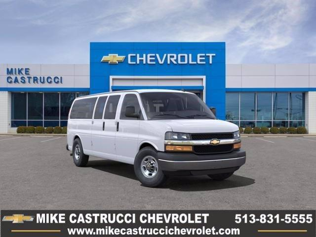 2021 Chevrolet Express Passenger Vehicle Photo in MILFORD, OH 45150-1684