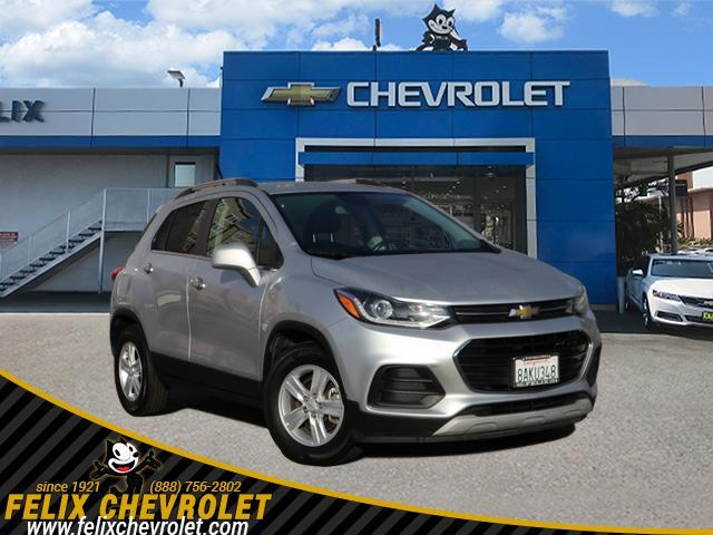 2017 Chevrolet Trax Vehicle Photo in Los Angeles, CA 90007
