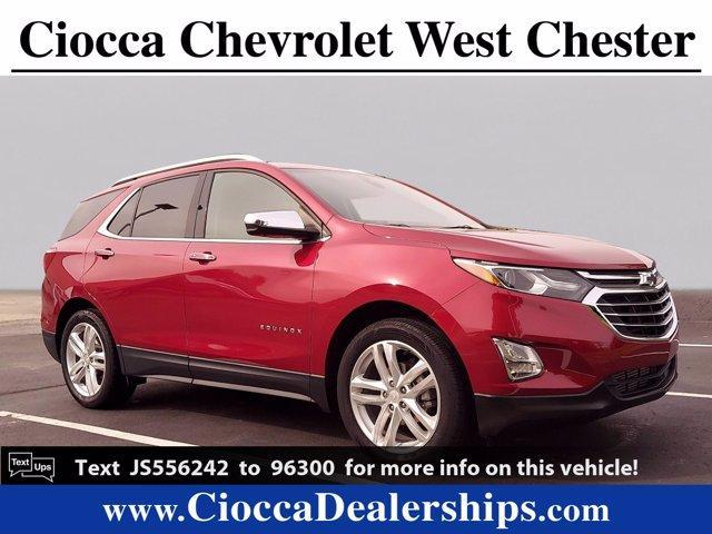2018 Chevrolet Equinox Vehicle Photo in West Chester, PA 19382