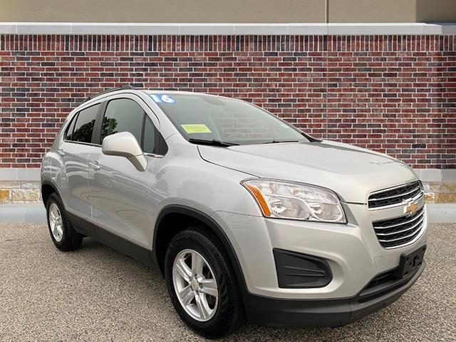 2016 Chevrolet Trax Vehicle Photo in HUDSON, MA 01749-2782