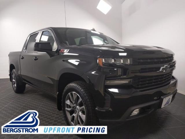 2019 Chevrolet Silverado 1500 Vehicle Photo in APPLETON, WI 54914-4656