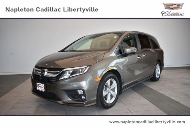 2019 Honda Odyssey Vehicle Photo in Libertyville, IL 60048