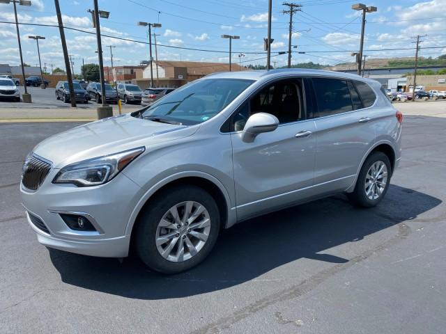 2017 Buick Envision Vehicle Photo in ELLWOOD CITY, PA 16117-1939