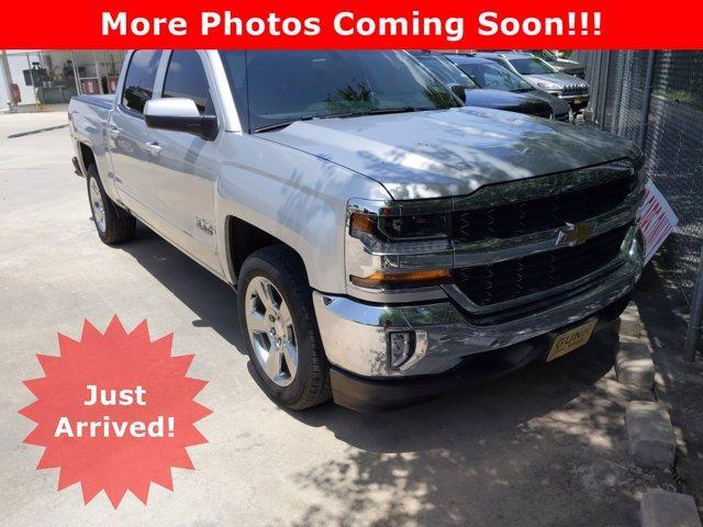 2018 Chevrolet Silverado 1500 Vehicle Photo in SELMA, TX 78154-1460