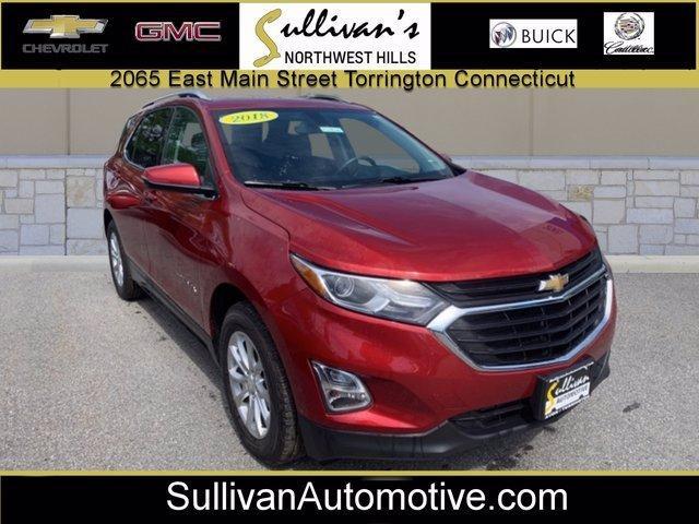 2018 Chevrolet Equinox Vehicle Photo in TORRINGTON, CT 06790-3111