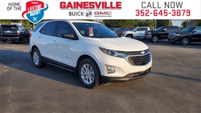 2019 Chevrolet Equinox Vehicle Photo in GAINESVILLE, FL 32609-3647