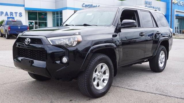 2019 Toyota 4Runner Vehicle Photo in Milford, OH 45150