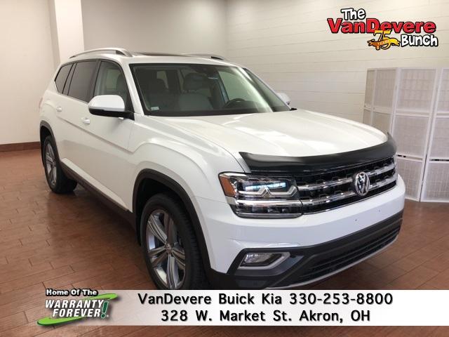 2018 Volkswagen Atlas Vehicle Photo in Akron, OH 44303