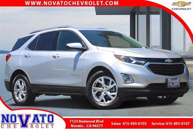 2020 Chevrolet Equinox Vehicle Photo in NOVATO, CA 94945-4102