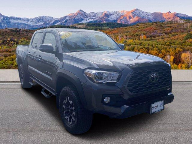2020 Toyota Tacoma 4WD Vehicle Photo in Colorado Springs, CO 80905