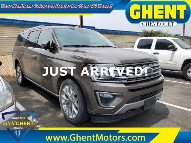 2018 Ford Expedition Max Vehicle Photo in GREELEY, CO 80634-4125