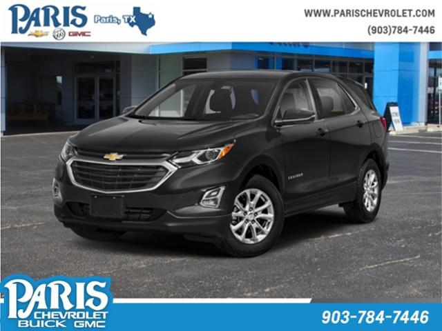 2021 Chevrolet Equinox Vehicle Photo in PARIS, TX 75460-2116