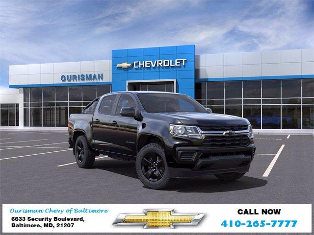 2021 Chevrolet Colorado Vehicle Photo in BALTIMORE, MD 21207-4000