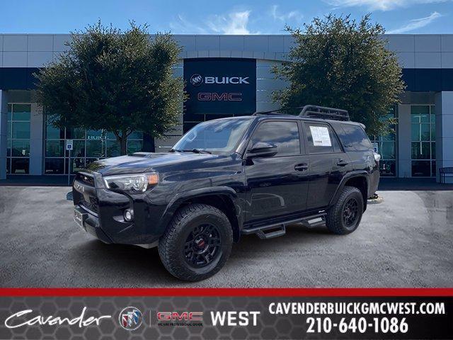2020 Toyota 4Runner Vehicle Photo in San Antonio, TX 78254