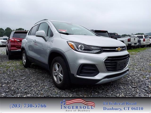 2018 Chevrolet Trax Vehicle Photo in Danbury, CT 06810