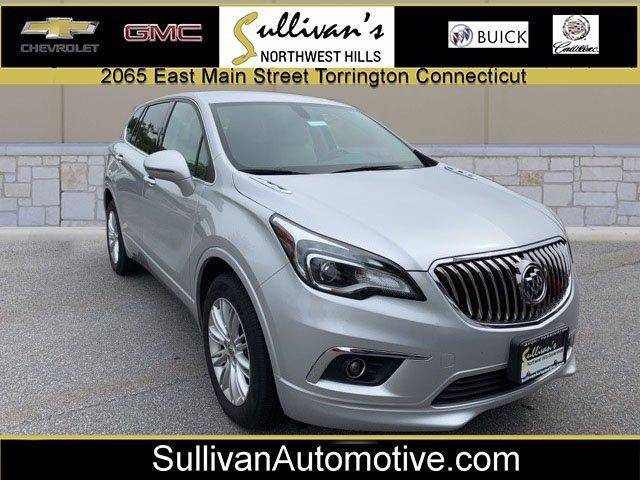 2018 Buick Envision Vehicle Photo in TORRINGTON, CT 06790-3111