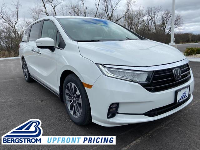 2022 Honda Odyssey Vehicle Photo in Oshkosh, WI 54904
