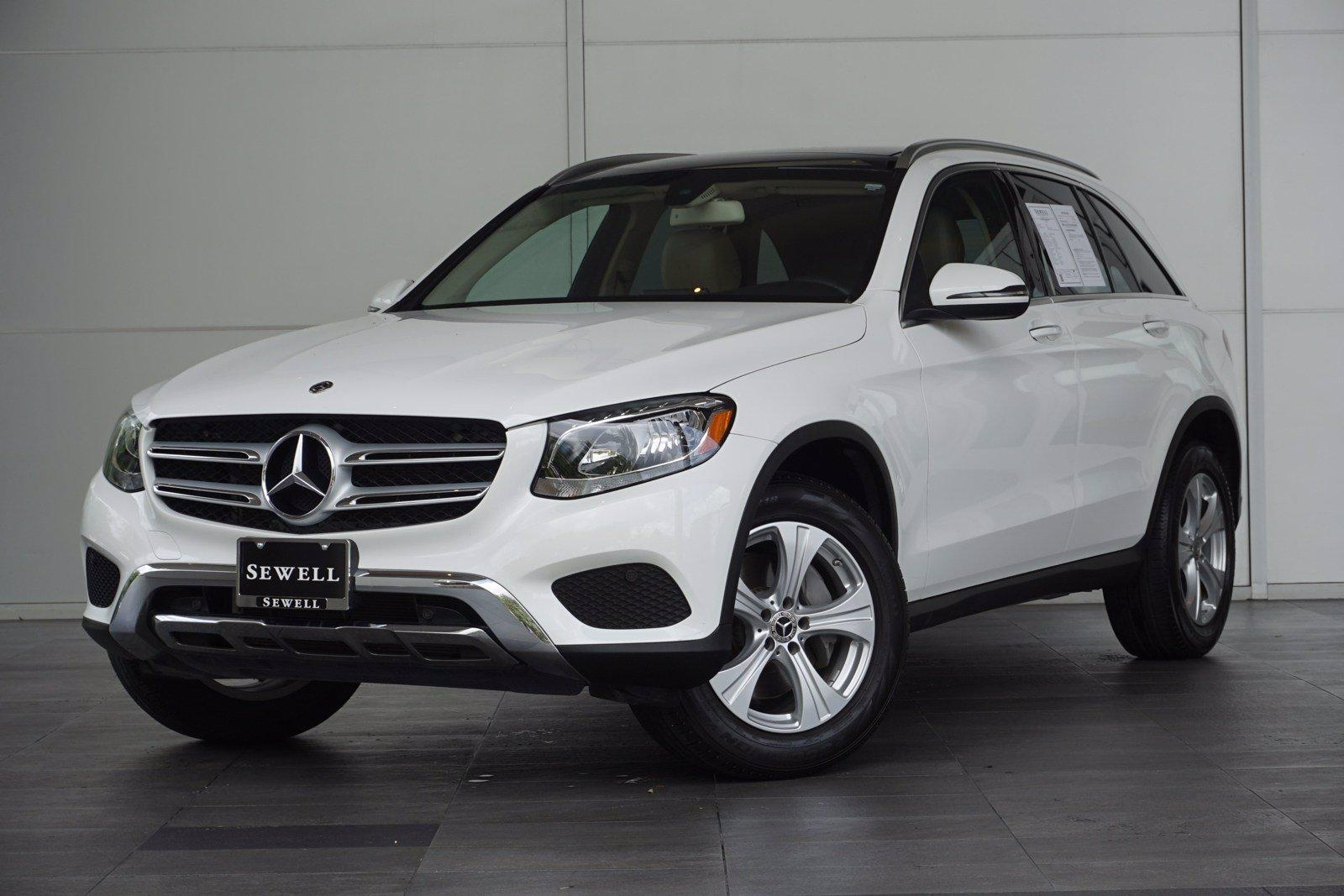 2017 Mercedes-Benz GLC Vehicle Photo in Houston, TX 77079