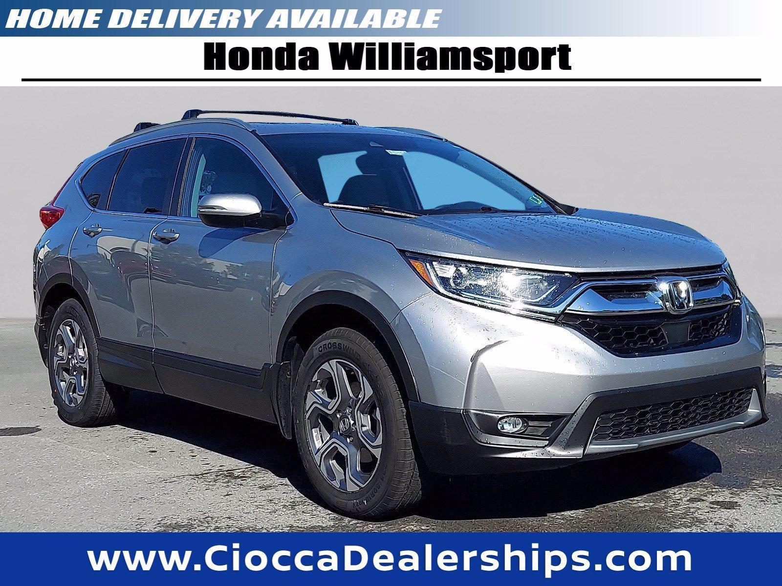 2017 Honda CR-V Vehicle Photo in Muncy, PA 17756