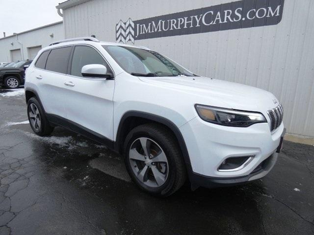 2019 Jeep Cherokee Vehicle Photo in Depew, NY 14043