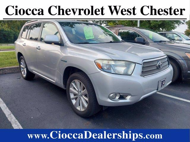 2010 Toyota Highlander Hybrid Vehicle Photo in WEST CHESTER, PA 19382-4976
