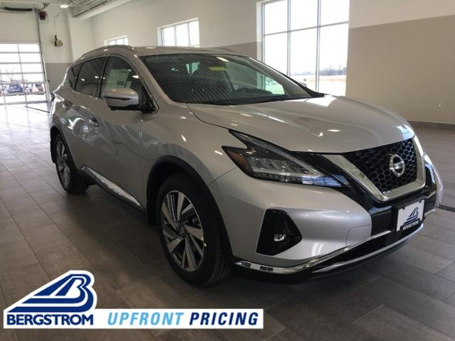 2021 Nissan Murano Vehicle Photo in Oshkosh, WI 54904