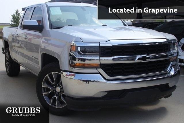 2018 Chevrolet Silverado 1500 Vehicle Photo in Grapevine, TX 76051