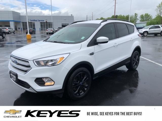 2018 Ford Escape Vehicle Photo in Menomonie, WI 54751