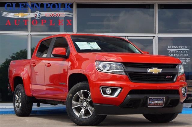 2019 Chevrolet Colorado Vehicle Photo in Gainesville, TX 76240