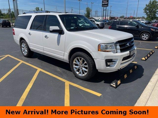 2016 Ford Expedition EL Vehicle Photo in DEPEW, NY 14043-2608