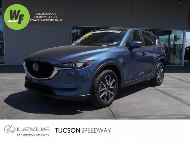 2018 Mazda CX-5 Vehicle Photo in Tucson, AZ 85712