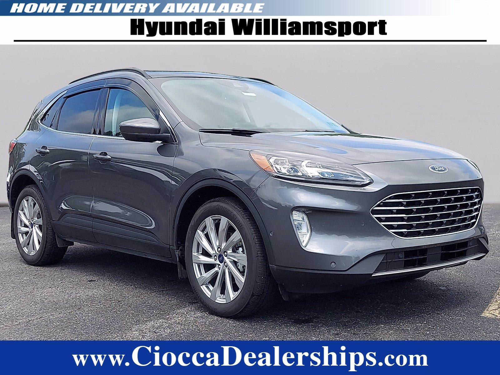 2021 Ford Escape Vehicle Photo in Muncy, PA 17756