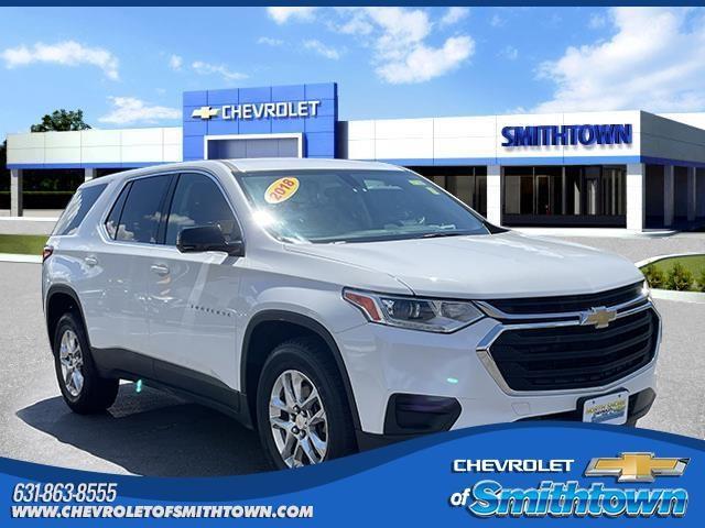 2018 Chevrolet Traverse Vehicle Photo in Saint James, NY 11780