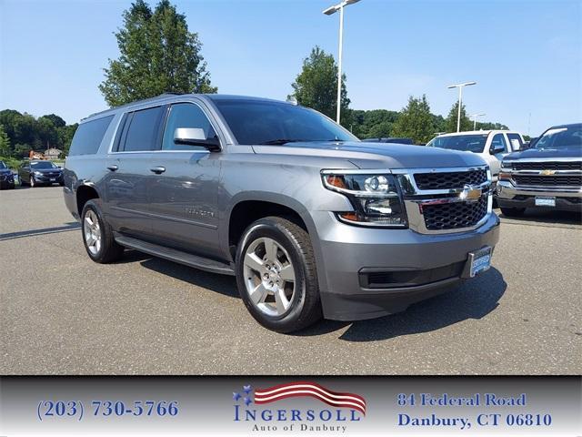 2018 Chevrolet Suburban Vehicle Photo in DANBURY, CT 06810-5034