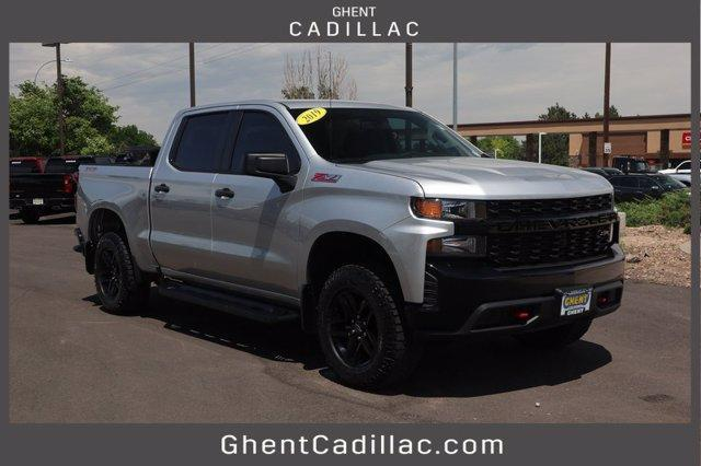 2019 Chevrolet Silverado 1500 Vehicle Photo in Greeley, CO 80634