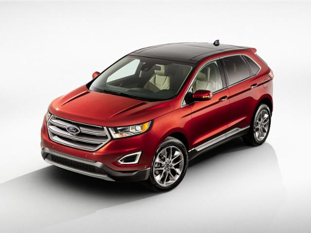 2018 Ford Edge Vehicle Photo in ROCHESTER HILLS, MI 48307-2741