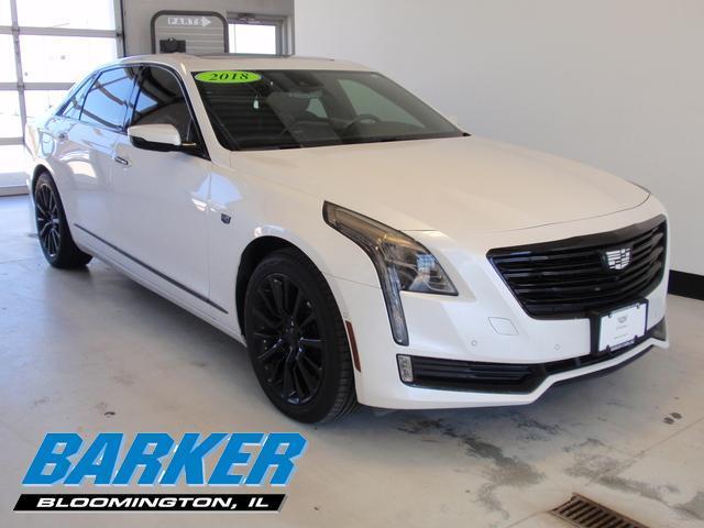 2018 Cadillac CT6 3.6L Premium Luxury AWD