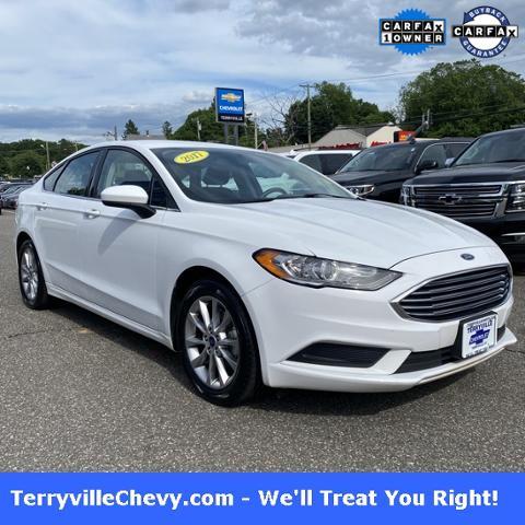 2017 Ford Fusion Vehicle Photo in Terryville, CT 06786