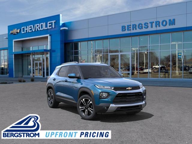 2021 Chevrolet Trailblazer Vehicle Photo in Middleton, WI 53562
