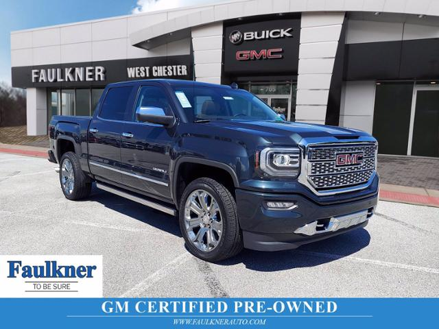 2018 GMC Sierra 1500 Vehicle Photo in WEST CHESTER, PA 19382-4976